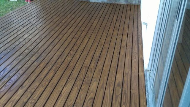piso madera pino amarillo