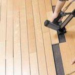 instalando piso madera