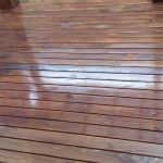 piso deck madera
